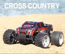 Charging high-speed car remote control racing big foot climbing off-road drift children's electric toy car model(China)