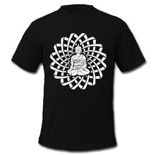 Shakyamuni Buddha in white Men's T-Shirt™ Adult T-Shirt S-2Xl Quality Print New Summer Style Cotton Adult T Shirt S-2Xl