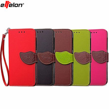 Effelon Redmi 4 Case Flip Wallet PU Leather Case For Xiaomi Redmi 4 Cover High Quality Book Stand Card Slot Phone Cases(China)