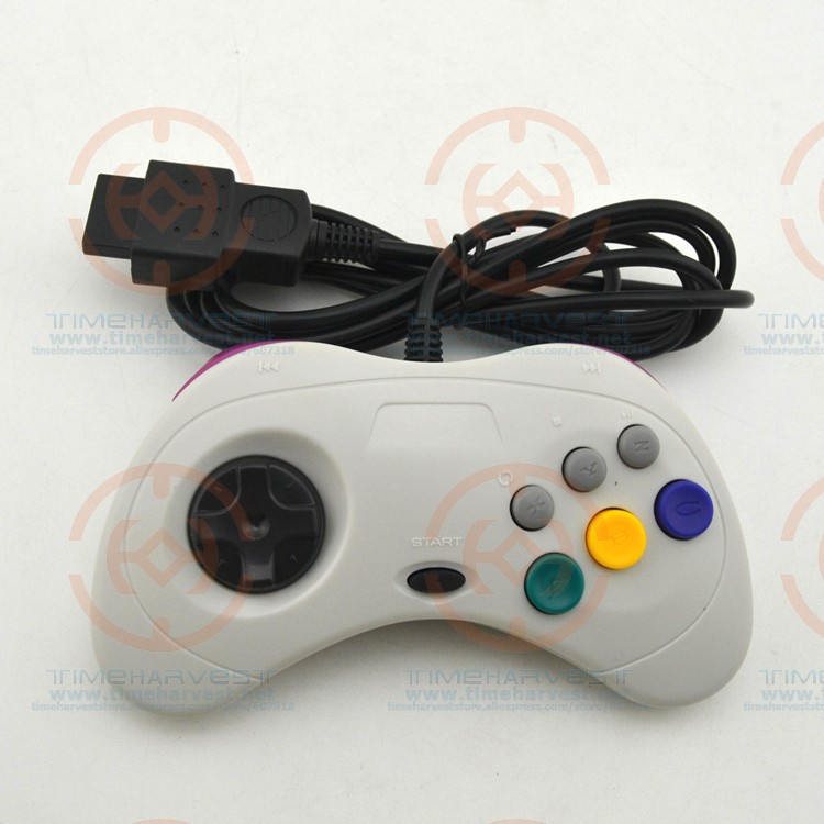 saturn controller white