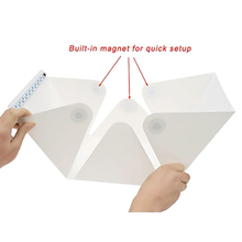 Foldable Light Room/Photography Studio Light Tent/Mini Portable Light Box for Quality Photography