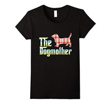 The DogMother Mom T-Shirt Great Gift for Mother Dog Lovers Women Slim Fit Sexy Cotton T Shirts for Women Harajuku Brand