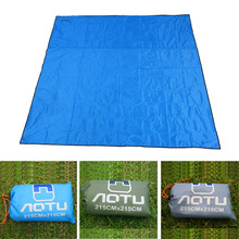 Ultralight Thick Oxford Groundsheet Folding Outdoor Picnic Mat Moistureproof Camping Mattress Pad Tarp Beach Tent Awning