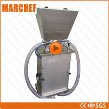 CE ISO 20-200ml vinegar cellulose ester sour pizza sauce soybean paste light soy sauce filling machine(China)