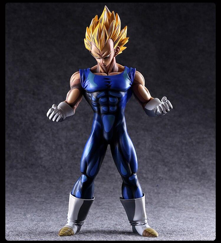 26cm big size Japanese classic anime figure dragon ball Vegeta comic ver action figure collectible model toys for boys <br>