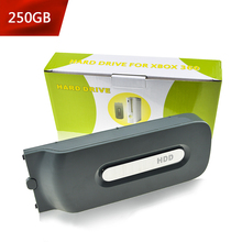 External HDD Harddisk Hard Disk Drive For Xbox 360 Fat/Microsoft 250GB 250G 250 GB Hard Drive For Xbox360 Console Accessories