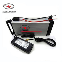 Manufacturer of Lithium Battery 48V 20Ah for Electric Bicycle Bike 1000W built in 13S 30A BMS 3.7V 2.6Ah 18650 cell +2A Charger(China)