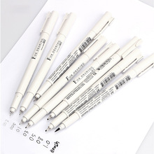 Sketch Liner/Brush 0.03mm/0.05mm/0.1mm/0.3/0.5/0.8/1.0mm Water Resistant Gundam Drawing Pen Design/Comic Painting Supplies(China)