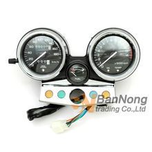 Motorcycle Gauges Cluster Speedometer Tachometer Meter Odometer Instrument Assembly For Honda CB400SF MC31 CB400 1995-1998(China)