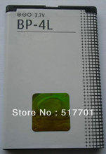 Free shipping high quality mobile phone battery BP-4L for Nokia 6650F 6790 E55 E61i E63 E71 E71X E72 E90 N97