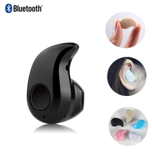 Mini S530 Bluetooth Earphone Music Earphone Wireless Earphone for iPhone 5s for Samsung galaxy s7 for Xiaomi redmi 3 smartphone