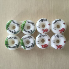 New Original France Brand 100A& 101A 53mm skateboard wheels for pro skateboard deck and skaters with good design Skate wheels
