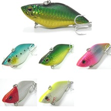 Fishing Lure Lipless Trap Crankbait Hard Bait Fresh Water Deep Water Bass Walleye Crappie Minnow Fishing Tackle L101