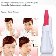 Extension Double Eyelid Makeup Favor Eyelash Glue False Eyelash Glue Anti-Sensitive 12ml Waterproof Strong lash Glue White