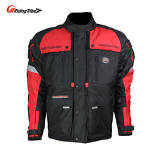 Motocross jacket riding tribe motorcycle rally clothing racing off-road jackets waterproof keep warm multifunctional Rally JP33