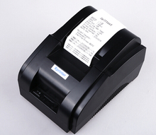 wholesale brand new 58mm printer high quality pos thermal printer receipt bill XP-58IIH printer printing speed Fast