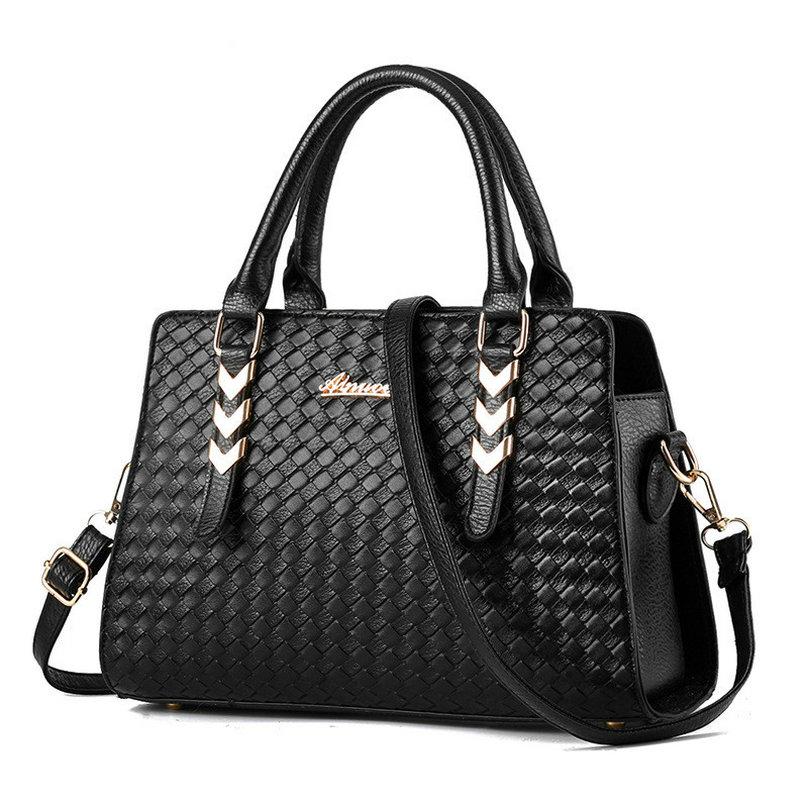 New Arrival Knitting Women Handbag Fashion Weave Shoulder Bags Casual Crossbody Bag Retro Totes Fashion Elegant Women Bag sg48<br><br>Aliexpress