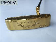 "Brand New Boyea IS-03 Putter Golf Putter High Quality Golf Clubs 33""/34""/35"" Inch Steel Shaft With Head Cover EMS Shipping"