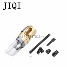 JIQI Car cleaners With lines illumination Portable powerful Vacuum Cleaners wet and dry