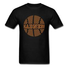Basketballer Madness Men's T-Shirt T-Shirt Casual Short Sleeve For Men Clothing Summer Fashion Men Printed T Shirts