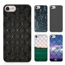 Wire mesh Clear Cell Phone Case Cover for Apple iPhone 4 4s 5 5s SE 5c 6 6s 7 Plus