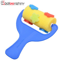 1pcs Drawing Toy Sponge Paint Brush Children's DIY Painting Doodle Graffiti Educational