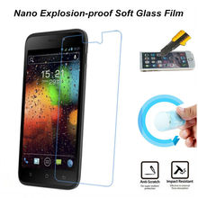 Ultra Clear Nano Explosion-proof Soft Glass Screen Protector Film for Fly iQ452 Quad EGO Vision 1 Film