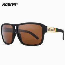 UV-Blocking Dragon Polarized Sunglasses Men Beach Sport Glasses Polaroid Unisex 60'mm Squared Sunglass With Free Package(China)