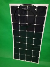 Photoelectric conversion efficiency, high reliability, low attenuation, long life, Jingyang 100w solar panels
