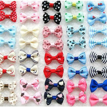 Armi store  Handmade Designer dog accessories Korean version of the hairpin Ribbon Bow 6027007 Bow tie for dog, Pet boutique.