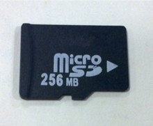 256M micro memory card for test Micro SD TF card 256MB microSD