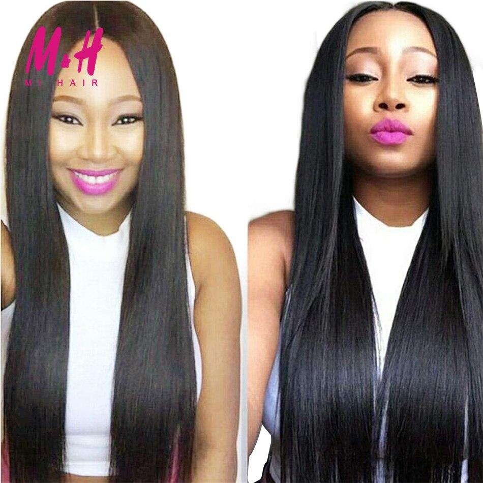 Unprocessed Straight Virgin Hair Affordable Brazilian Straight Hair 3 Bundles Human Hair Weaves Brazilian  Virgin Hair Straight<br><br>Aliexpress