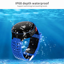 New Smart Bracelet Pedometer Swimming Sport Band Heart rate Blood Pressure Monitor IP68 Professional Waterproof Smart Watch(China)