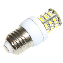 LED Corn Light Bulb LED Lamp 48 3528 SMD 3W E27 Warm White 220V Suitable for pub exhibition office or home use