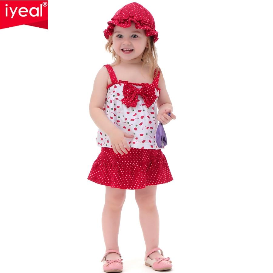 2017 New Hot Summer Baby Girl Clothes Set Children T-shirt+Tutu pants+hat 3PCS Kids Newborn bebe Clothing Set For 0-2 years<br><br>Aliexpress