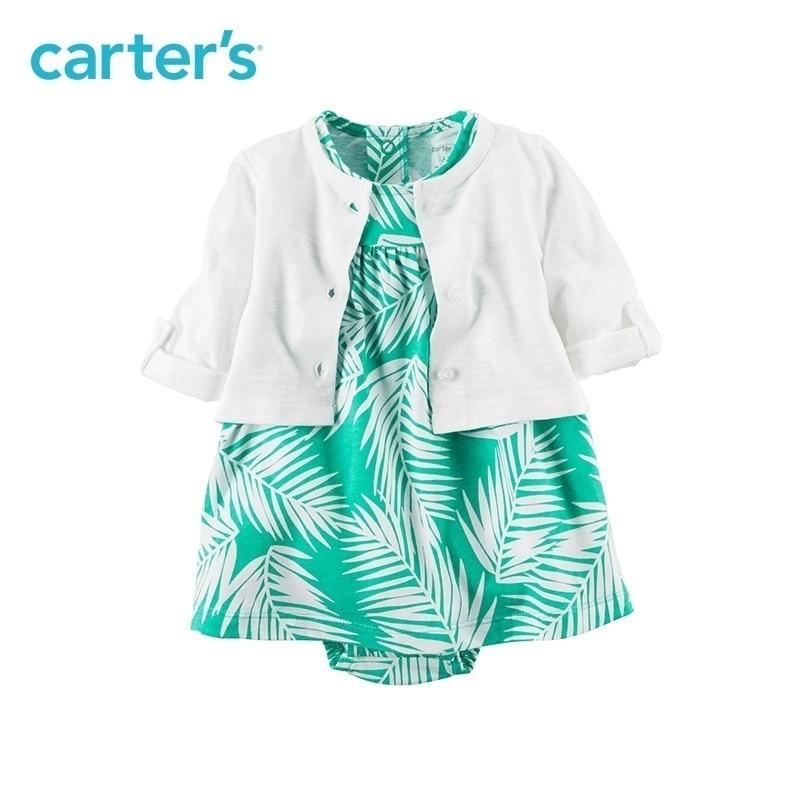 2 pcs bébé enfants enfants 2-Pièce de Carter Body Robe & Cardigan Ensemble 121H354, vendu par Carter de Chine boutique officielle 11