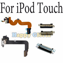 100% Original Charger Connector Plug Port Flex Cable Repair For ipod Touch 2 3 4 5 6 Power Flex Charging Port Parts Dock Port