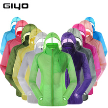 GIYO MTB Cycling Jerseys MultiFunction Jacket Rain Waterproof Windproof TPU Raincoat Bike Bicycle Equipment Clothes 10 Colors