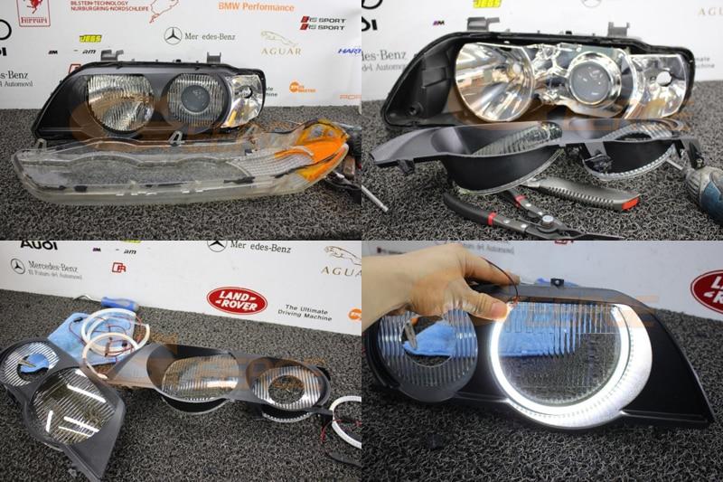 smd led angel eyes BMW For E53 X5(99-04)(5)