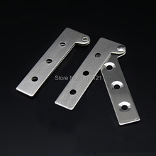 freeshipping furniture hinge Stainless steel hinge chicken beaks hinge cabinet hinge Home improvement item hardware(China)