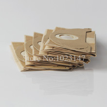5 pieces/lot Vacuum Cleaner Filter Bags Paper Dust Bag replacement for Karcher 1.629-558.0 A2074 WD2200 S2500 series