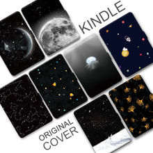 For Amazon Kindle Paperwhite1/2/3 Case Shell Leather Cover For Kindle Paperwhite Case lighter(China)