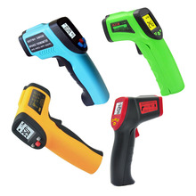 GM320 Digital Infrared Thermometer Professional Non-contact Temperature Tester IR Temperature Laser Gun Device Range Instruments