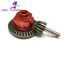 Realistic 1/10 Crawler Upgrade Matel Diff Bevel Gear Set FOR Wraith(China)