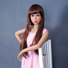 2017 New 158cm Lifelike Real Full Silicone Sex Dolls With Skeleton Realistic Solid Love Doll For Men Artificial Vagina sex doll(China)