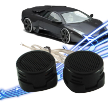 2Pcs Universal Mini Car Speakers High Efficiency Mini Car Tweeter Loudspeaker Super Power Audio Sound Auto Speakers Subwoofer