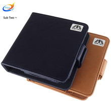 Hotest PU Leather Box Holder Storage for iQOS Accessories Carrying Case for iQOS Electronic Cigarette Case(China)