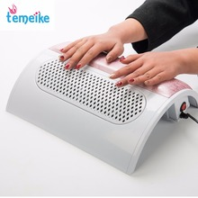 Nail tools - Nail suction Dust Collector Machine Vacuum Cleaner with 3 fans + 3 bags Salon Tool 110V or 220V(China)