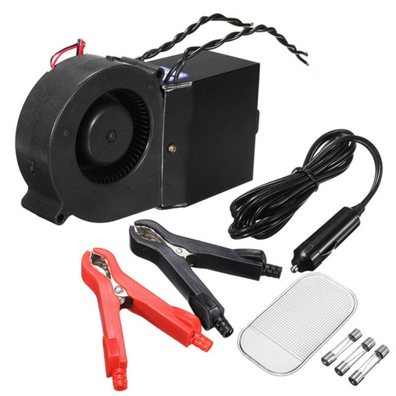 12V 300W//500W Adjustable Car Heater Warmer Heating Fan Defroster Demister UK