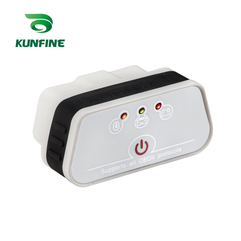 Auto Diagnostic Tool Car engine code Scanner Vehicle fault reader KF-A1184_8418